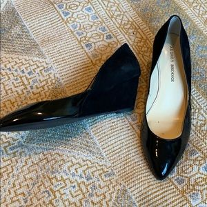 EUC Audrey Brooke  wedge/heels